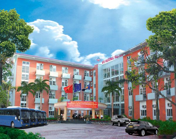 Khách sạn chất lượng cao ở Cửa Lò – Khách sạn  Vũ Hương