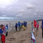 Tuổi trẻ Cửa Lò với phong trào gìn giữ môi trường xanh sạch đẹp