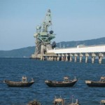 Thăm cảng Cửa Lò và đền thờ Cương Quốc Công