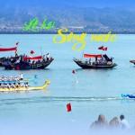 Về Cửa Lò đi xem lễ hội sông nước