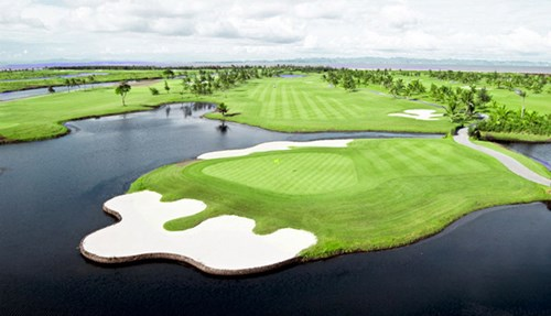 sân golf Đồ Sơn