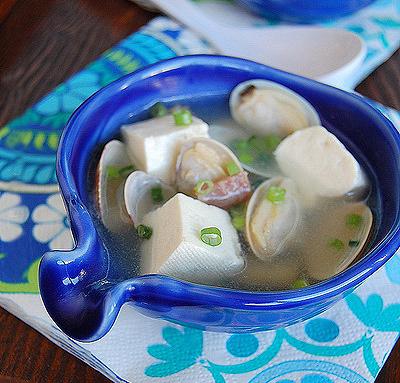 Du lịch Cửa Lò – Canh ngao nấu đậu