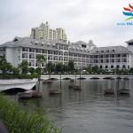 Khách sạn Sông La – Thiên Cầm