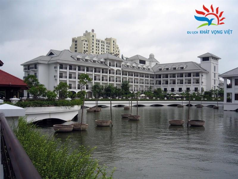 Khách sạn Sông La - Thiên Cầm