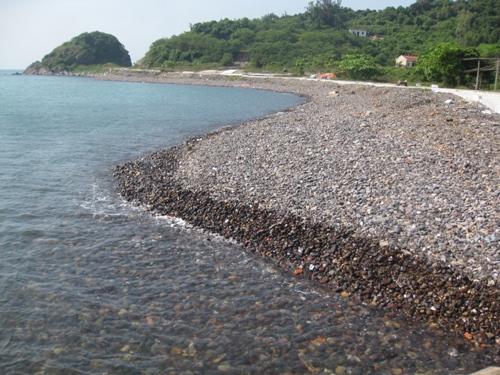 Đảo Hòn Ngư là một địa điểm du lịch mới ở Cửa Lò