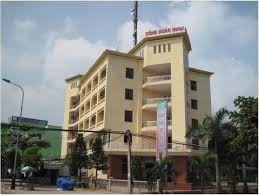 Khách sạn Công đoàn Cửa Lò có vị trí thuận lợi