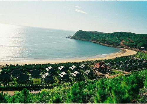 Khu du lịch Bãi Lữ Resort – Nghệ An