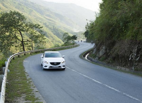 kinh nghiệm lái xe đường đèo núi
